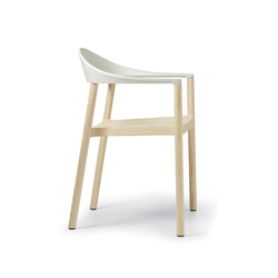 Monza armchair 1209-40 | Multipurpose chairs | Plank