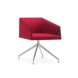 Saari | 2706 | Visitors chairs / Side chairs | Arper