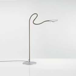 Metall F. Cooper | Lampade da lettura | Ingo Maurer
