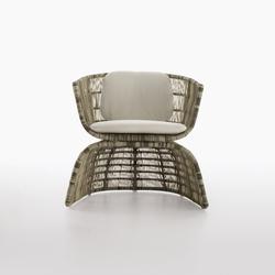 Crinoline | Garden armchairs | B&B Italia