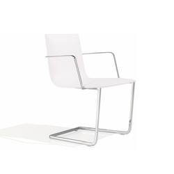 Lineal Corporate SO 0554 | Visitors chairs / Side chairs | Andreu World