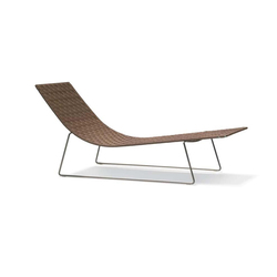 Trenza TU-0704 | Chaise longue | Andreu World