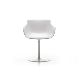 Flow armchair | Visitors chairs / Side chairs | MDF Italia