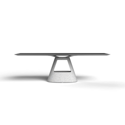 Table B Stone | Restaurant tables | BD Barcelona
