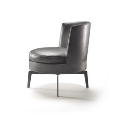 Feel Good poltroncina girevole | Poltrone lounge | Flexform