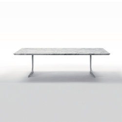 Fly dining table | Mesas para restaurantes | Flexform