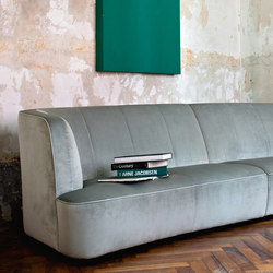 Francis | Loungesofas | Flexform Mood