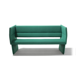Cup sofa 2.5-Seater | Sofás lounge | Lampert