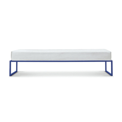Fronzoni '64 Colour Bed | Single beds | Cappellini