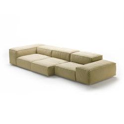 Extrasoft | Sofás lounge | Living Divani