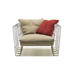 Hoop Armchair | Garden armchairs | Living Divani