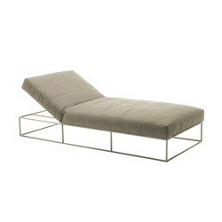 Ile Club | Chaise longue | Living Divani
