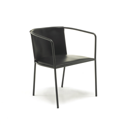 Maja D | Visitors chairs / Side chairs | Living Divani
