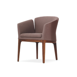 Lotus M | Visitors chairs / Side chairs | Montis