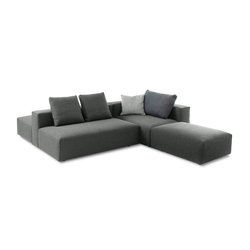 Domino | Divani lounge | Montis