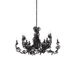 COCO Lustre Ovale | Lustres suspendus | Brand van Egmond