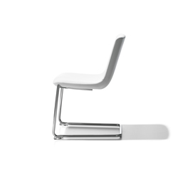 DS 718 | Visitors chairs / Side chairs | de Sede