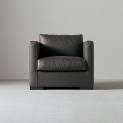 Belmon Armchair | Lounge chairs | Meridiani