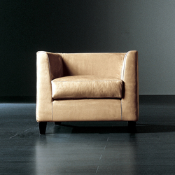 Bissè Armchair | Lounge chairs | Meridiani