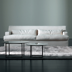 James Slim Sofa | Sofas | Meridiani