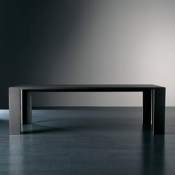 Brando Table | Restaurant tables | Meridiani