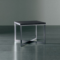 Cros Table basse 60 | Tables d'appoint | Meridiani