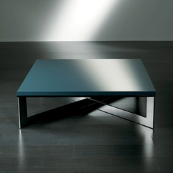 Cros Low table 120 | Lounge tables | Meridiani