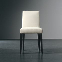 Cruz Uno Chair | Visitors chairs / Side chairs | Meridiani