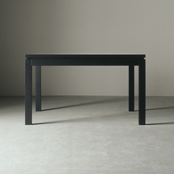 Douglas Table 160XL-TP | Dining tables | Meridiani