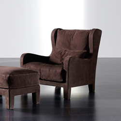 Forrest Soft Easy Chair | Armchairs | Meridiani