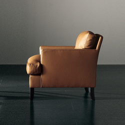 Gaben Armchair | Lounge chairs | Meridiani