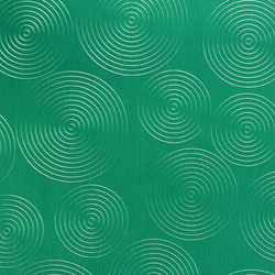 457/800 Alu Brushed Rondo Grass-Green | Paneles | Homapal
