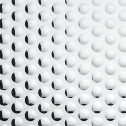 470/631 Alu Polished Circles | Composite panels | Homapal