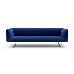 Edward Sofá | Lounge sofas | Poliform