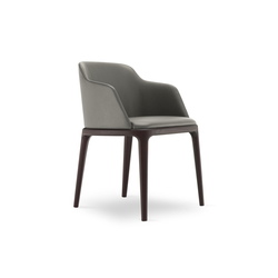 Grace chair | Visitors chairs / Side chairs | Poliform