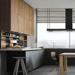 Twelve | Cucine parete | Poliform
