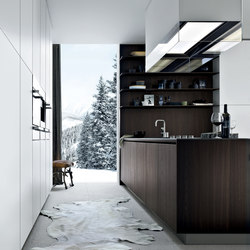 Twelve | Fitted kitchens | Poliform