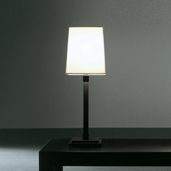 Garlan Due Table lamp | General lighting | Meridiani