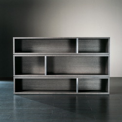 Joly Bookcase | Office shelving systems | Meridiani