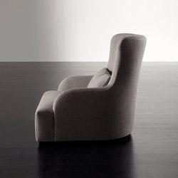 Liu Skin Bergère | Sillones lounge | Meridiani