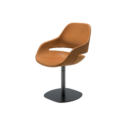 Eva | 2269 | Visitors chairs / Side chairs | Zanotta