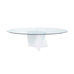Elica | 2576 | Dining tables | Zanotta
