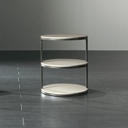 Pek Low Table DUE | Side tables | Meridiani