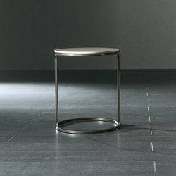 Pek Low Table UNO | Mesas auxiliares | Meridiani