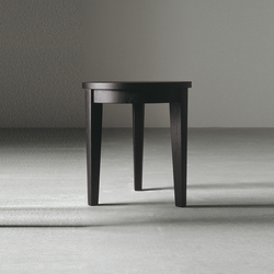Stewart Night table with a drawer | Tables d'appoint | Meridiani