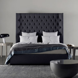 Turman Bed | Double beds | Meridiani