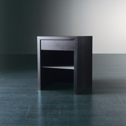 Winter Night Table | Night stands | Meridiani