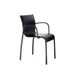 Paso Doble armchair | Visitors chairs / Side chairs | Magis