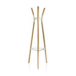 Steelwood Coatstand | Percheros | Magis