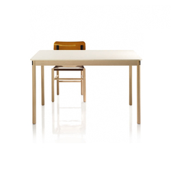 Trattoria Table | Tables de cantine | Magis
